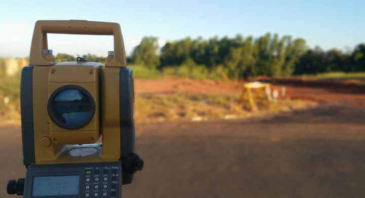 Professional Topography Services Available